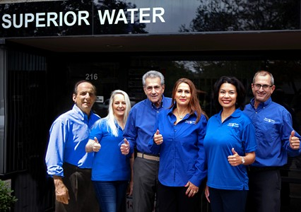 Superior Water Team